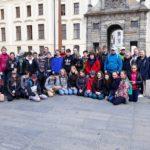 6. A a 6. B na Pražském hradě